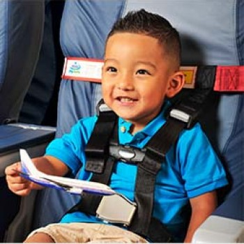Child Aviation Restraint System (CARES)