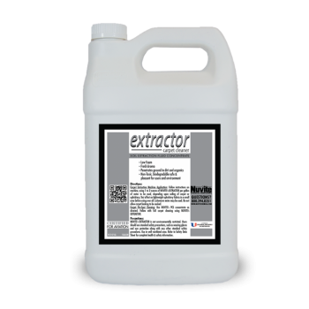 Extractor  (Carpet Cleaner)